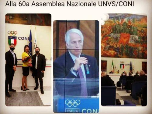 La Sezione Liguori alla 60a Assemblea Nazionale dell'UNVS